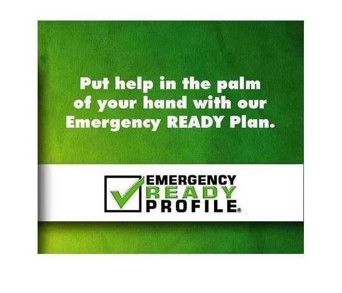 text: put help in the palm of your hand with our emergency READY plan